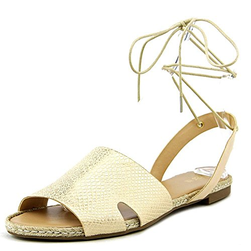 Bar Iii Vela Women Us 6 Gouden Slingback Sandaal