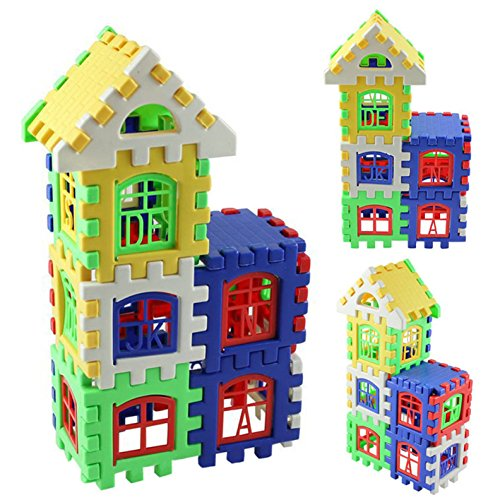 Srs Dragon (Baby House Building Blocks Construction Toy Kids Brain Game Learning Educational Toys : 24 pcs.)