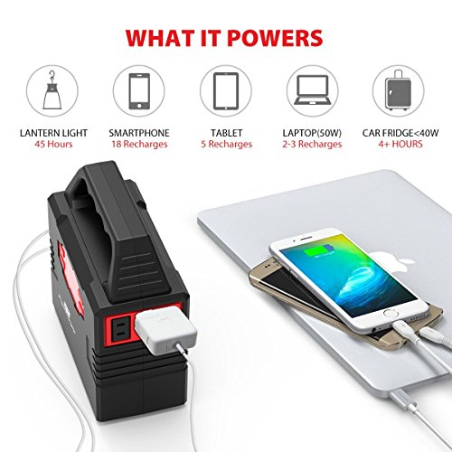 Buy portable power supply camping