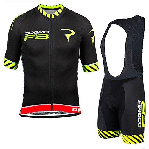2015 Pinarello F8 Tour Cycling Jersey Maillot Ciclismo Short Sleeve and  Cycling bib Shorts Cycling Kits Strap cycle jerseys Ciclismo bicicletas (M)  - Buy ... 1596766f4