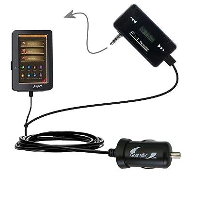 Alta calidad 3rd Gen transmisor FM con cargador de coche Micro ...