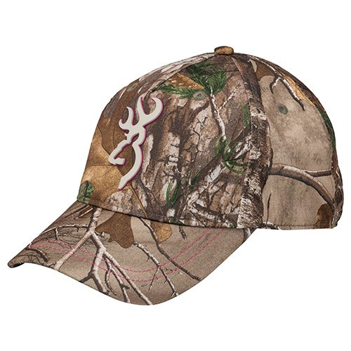 Browning 308150245 Women\'s Trail-Lite Cap, Realtree Xtra Green Supply