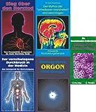 Geheime Heilungsmethoden - 5 Teiliges DVD Set