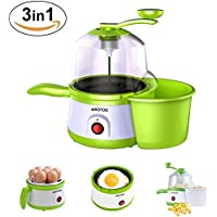Aikotoo Egg Cooker Machine (Green)