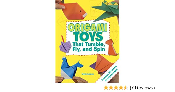 Origami Toys Kindle Edition By Paul Jackson Crafts Hobbies