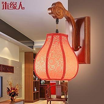 Lfnrr Neue Chinesische Mauer Holz Warm Hochzeit Im Freien Dekoration