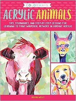 61dc1a032f5d1 Amazon.com  Colorways  Acrylic Animals  Tips
