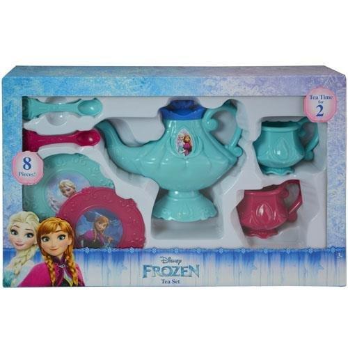 Disney Frozen Small 8pc Value Tea Set