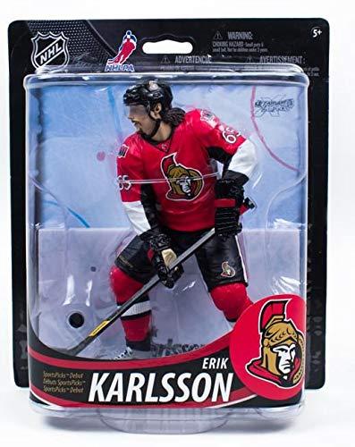 (McFarlane Toys NHL Series 33 Erik Karlsson Ottowa Senators Action)