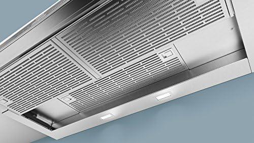 Siemens LI99SA683 - Campana Encastre / Integrado 930m³/h A+ Acero inoxidable: 543.25: Amazon.es: Grandes electrodomésticos