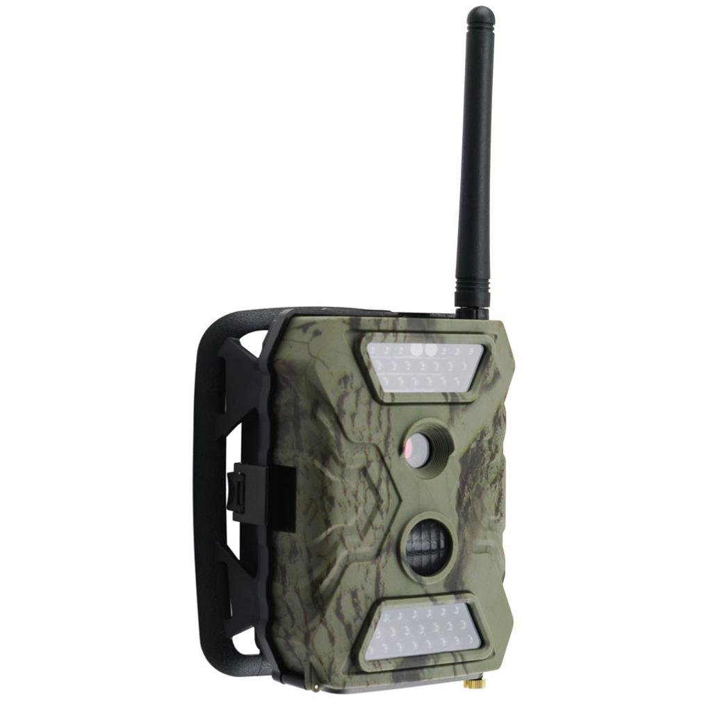 Dreamyth S680M Scouting Hunting Camera HD Waterproof Digital Infrared Trail Camera IR LED Durable (Army green)