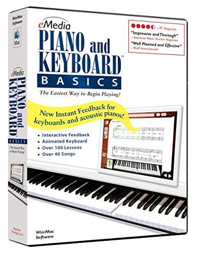 eMedia Piano and Keyboard Basics v3 by eMedia