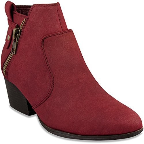 Rampage Womens TAPIOCA Bootie Ankle Boot