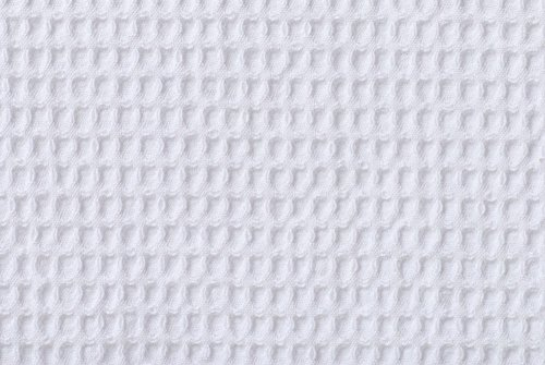 Waffle Weave Bath Towel Set with Bath Mat - Classic Style (White) by Gilden Tree (Image #1)