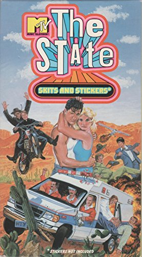 - MTV - The State - Skits and Stickers [VHS]