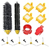 Accessory Kit for Irobot Roomba 700 Series Robot Vacuum Cleaner Replacement Parts 750 760 761 770 772 774 775 776 780 782 785 786 790 (Set 5)