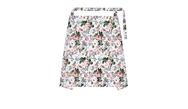 Maternity Breathable Cotton Covers Up Newborns in Public Flowers# carduran Fashion Floral Breastfeeding Nursing Apron Cover