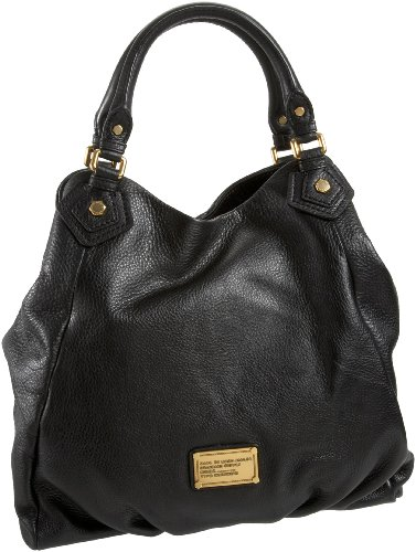 Marc by Marc Jacobs Classic Q Francesca Tote,Black,one size