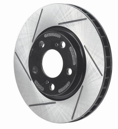 Racing Brake Slotted Rotors for Nissan Sentra SE-R , Spec V Rear Pair 07-09