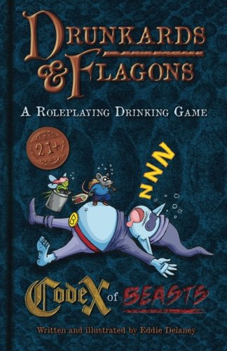 Download Drunkards and Flagons Codex of Beasts (Volume 3) ebook