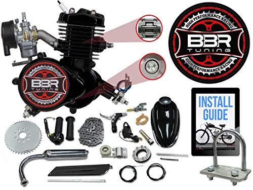 BBR Tuning 6680cc Black