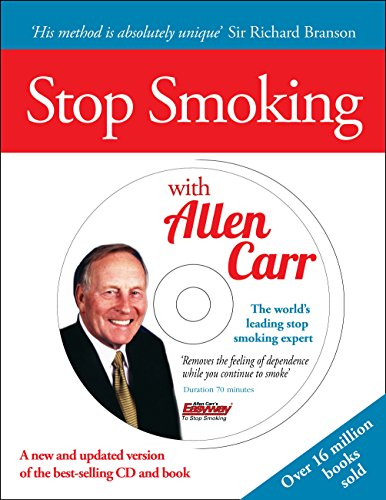 Stop Smoking with Allen Carr (Allen Carr's Easyway) (Best And Easiest Way To Quit Smoking)