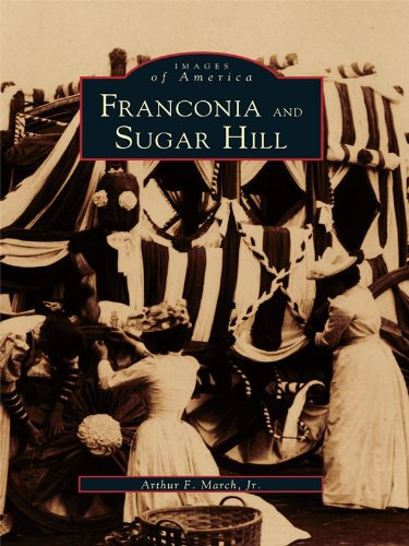 Franconia and Sugar Hill (Images of America)