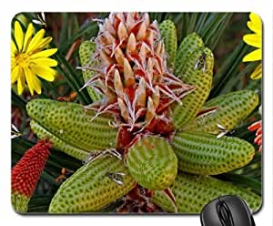 Not Natural Mouse Pad, Mousepad (Flowers Mouse Pad)