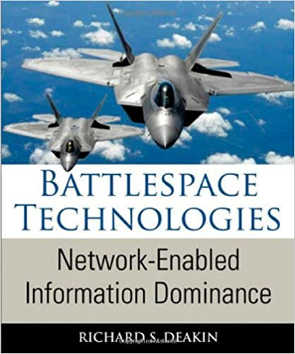 Battlespace technologies network enabled information dominance battlespace technologies network enabled information dominance artech house intelligence and information operations richard s deakin ebook amazon fandeluxe Ebook collections