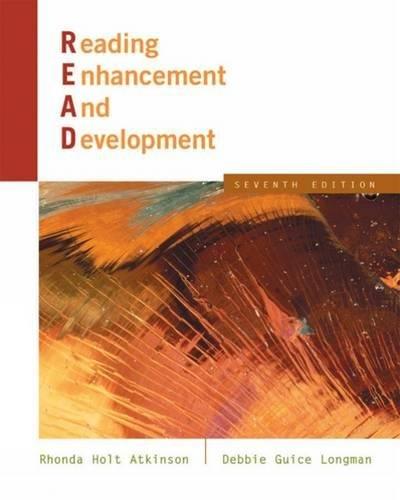 READ: Reading Enhancement and Development