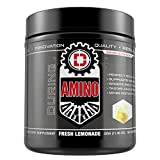 Cheap DRIVEN AMINO-BCAA's enhanced with Glutamine- Aids in muscle recovery, increase muscle protein synthesis, and improve lean body mass-Perfect 2:1:1 BCAA ratio- 50 servings-(Fresh Lemonade)