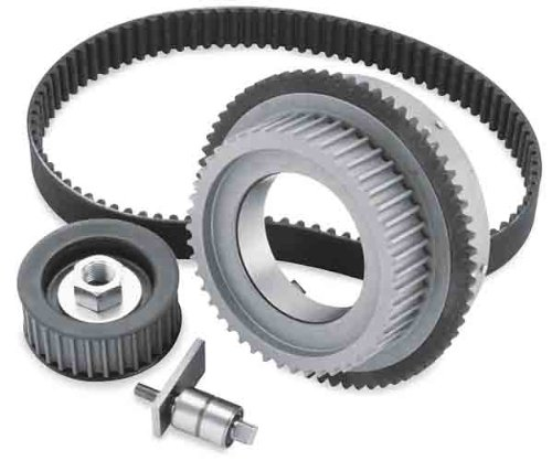 Harley Primary Belt - Belt Drives Ltd. 11mm 1-1/2in. Primary Belt Drive with Idler Bearing for Harley - One Size