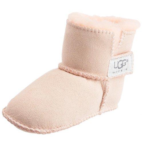Ugg Australia Erin - Zapatos de bebé de lana bebé unisex rosa - rosa pastel