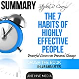 Download Summary of Steven R. Covey's The 7 Habits of Highly Effective People: Powerful Lessons in Personal Change in PDF ePUB Free Online