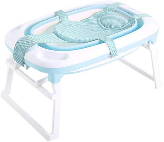 TTKA Bañera Plegable Bebé, Asiento Baño Bebes, Bañera para Bebés ...