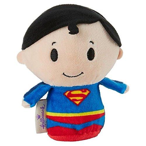 HALLMARK - 2ND SERIES CLARK KENT AS SUPERMAN ITTY BITTY -