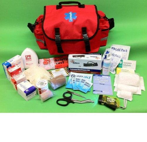 EMT First Responder Trauma Kit by FirstAidGlobal.com (Image #6)