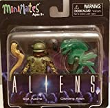 Minimates Aliens - Sgt. Apone and Glowing Alien