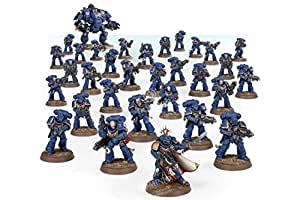 Warhammer 40K: Space Marines Battalion Detachment