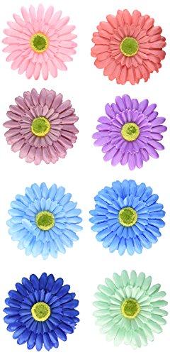 Oliasports Spring Gerber Daisy Flowers