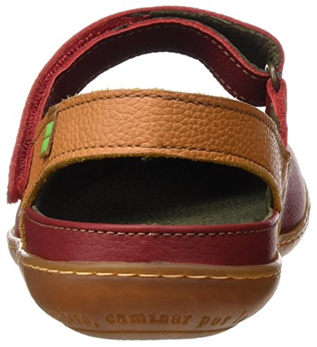 Soft Carrot Rouge N5270 tibet Naturalista Viajero Grain El Closed Femme toe wRUExvO8q