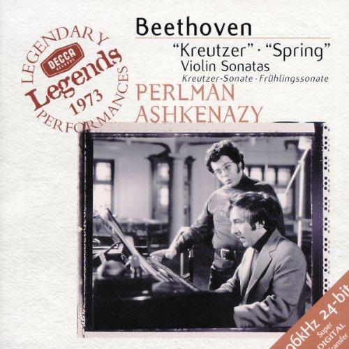 Beethoven: Violin Sonatas No. 5 - Spring & No. 9 - Kreutzer