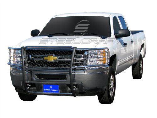 SteelCraft 50417 Grille Guard, Stainless Steel
