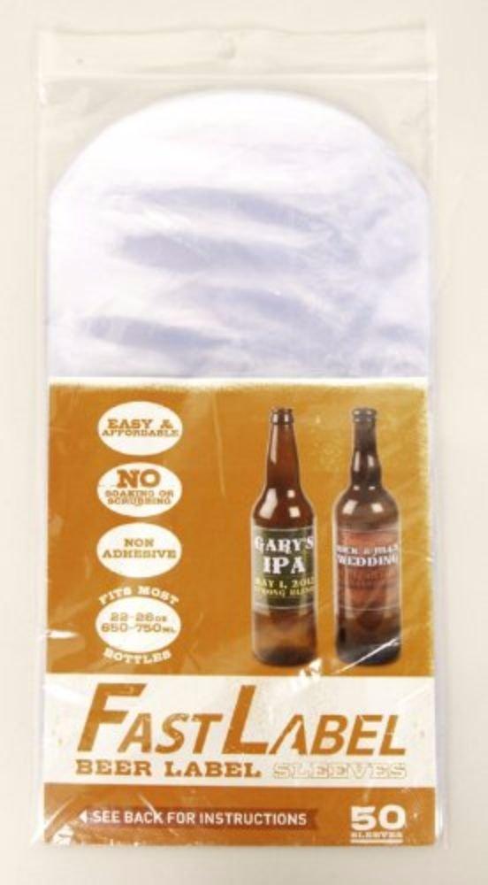 Home Brew Ohio Beer Label Sleeves 16-26oz (500-750ml)