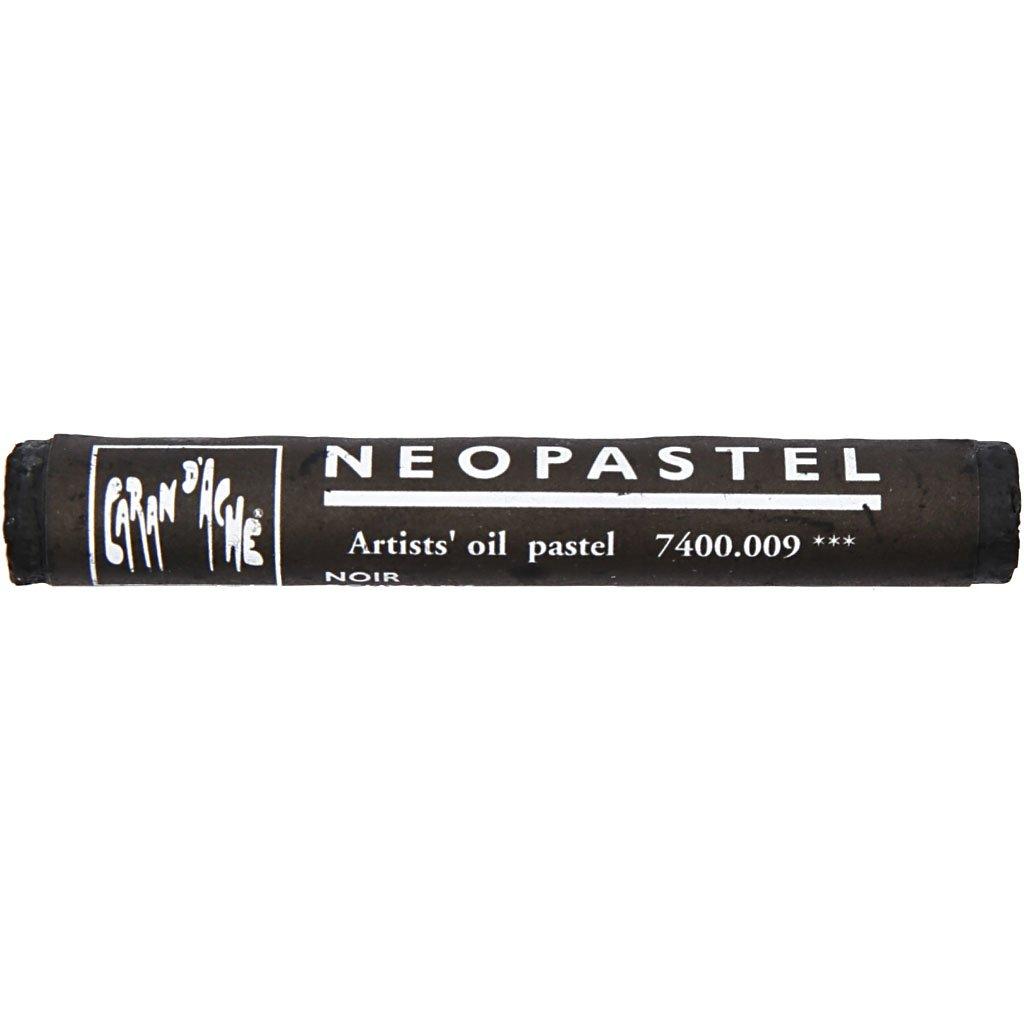 thickness 8 mm black 3 pcs Neopastel