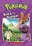 Race to Danger (Pokémon Classic Chapter Book #5)