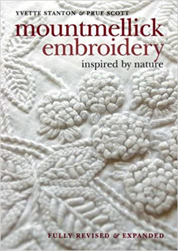 Book Mountmellick Embroidery: Inspired by Nature