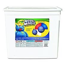 Crayola Model Magic Bucket, 4 colours