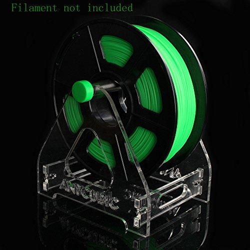 Anycubic 1 Spool Acryl 3D-Drucker Filament Tischmontage Rack