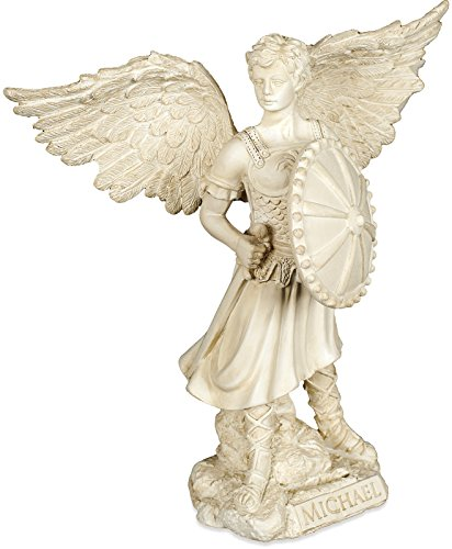 Angelstar Archangel Figurine, Michael, 7-Inch Angel Star Figurine